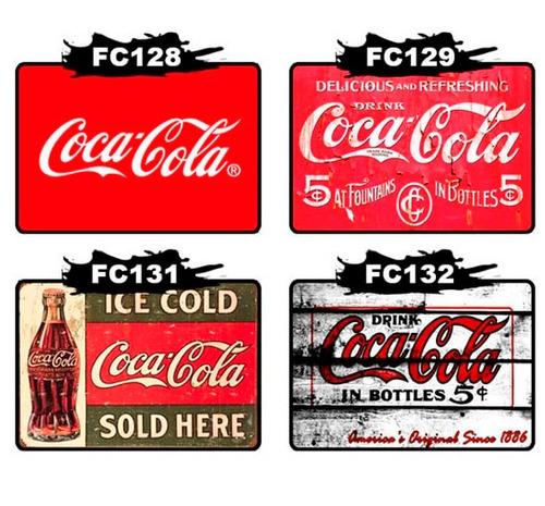 placas decorativas em mdf - 30x20cm vintage retro cerveja