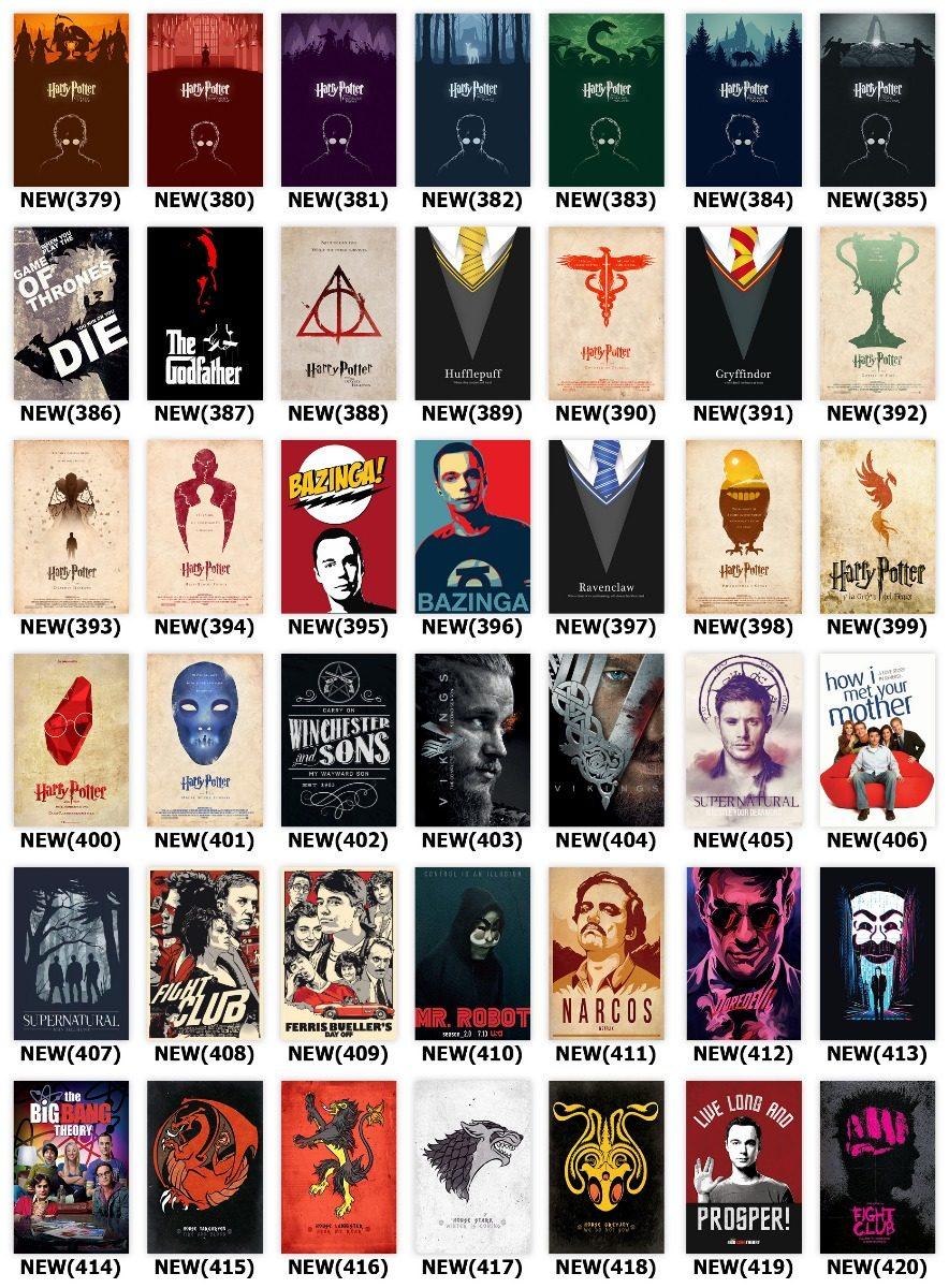 Placas Decorativas Frases Motivacionais Bebidas Filmes