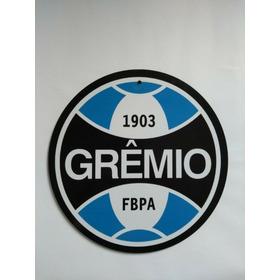 Placas Decorativas Médias Mdf Times Brasileiros De Futebol