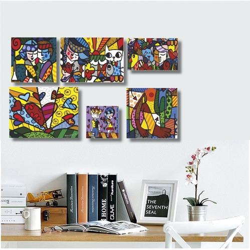 placas decorativas quadros