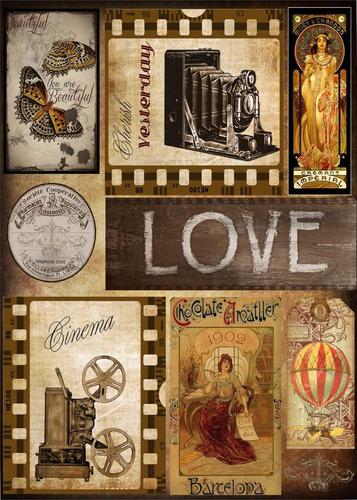 placas decorativas vintage retro frases boteco pin-up 20x30