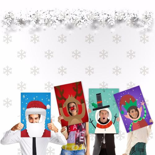 placas divertidas de natal