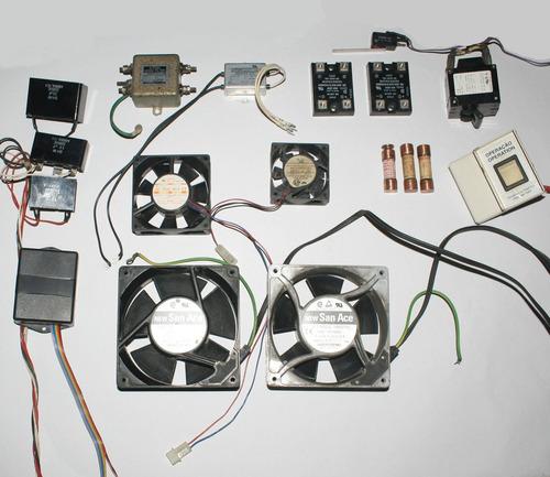 placas eletrônicas e acessórios minilab noritsu 1501z