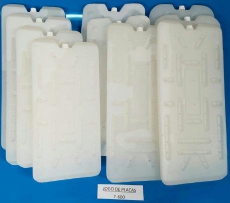 placas eutéticas para carrinho de picolé l400/l450