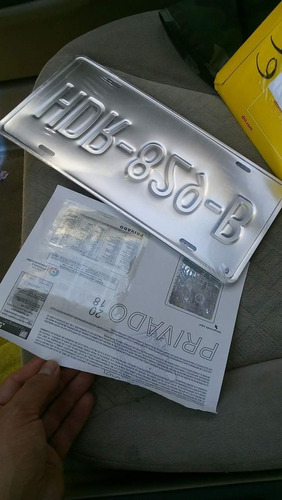 placas gestoria vehicular bc