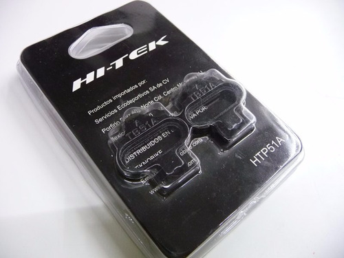 placas hi-tek hi tek spd p pedales d bicicleta shimano mtb