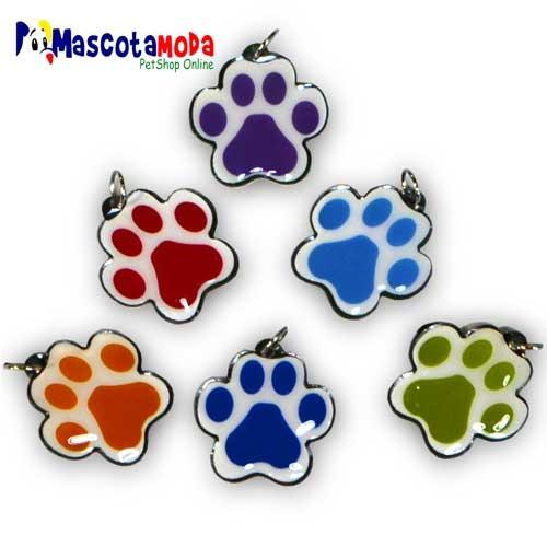 placas identificación perros