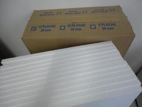 placas isopor por