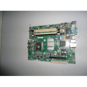 Placa Mae Hp Compaq 6000 Pro All In One Pc 607818 001 - Componentes