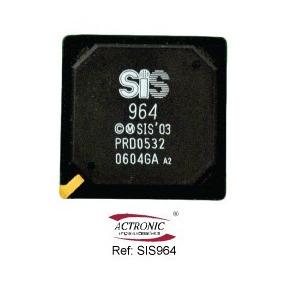 DRIVERS: SIS964 AUDIO