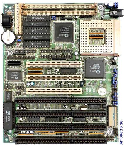 placas mainboard 286/386/486/5x86/pentium uno