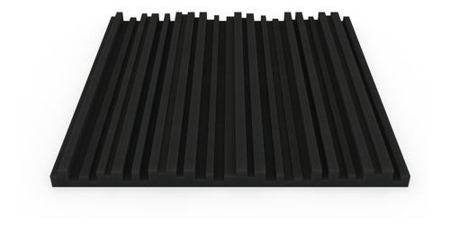 placas paneles acústicos city 500x500x30mm c/retardodellama