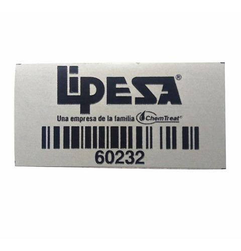 placas para marcación y control de activos fijos