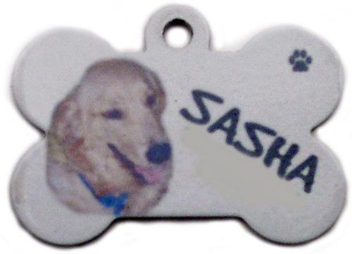 placas para perros mascotas