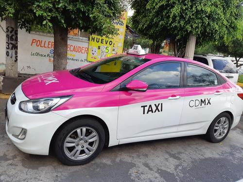 placas para taxi