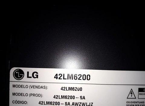 placas pecas e componentes 42lm6200