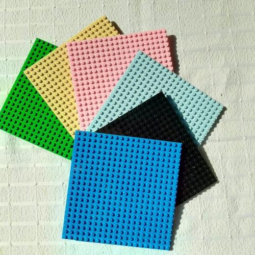 placas, plataformas, bases  para minifiguritas