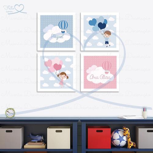 placas quadros decoração