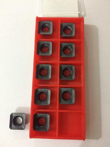 placas sekt1204aftn porta herramientas - inserto - torno