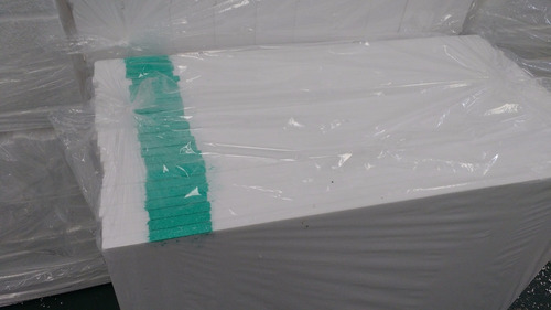 placas telgopor (eps) alta densidad 20 kg 20 mm