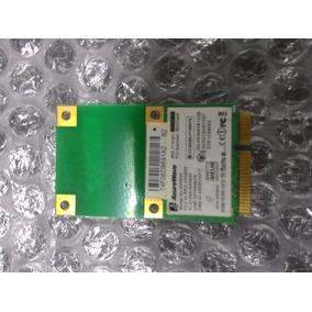 G Placa De Rede Wireless Notebook Azurewave Aw Gu702 802 11b