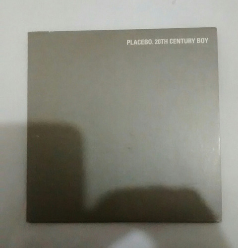 placebo cd single 20th century boy