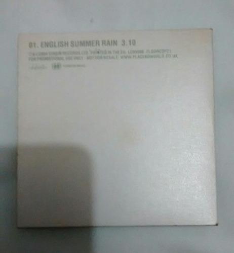 placebo cd single english summer rain