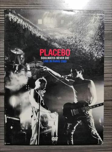 placebo soulmates never die dvd live in paris