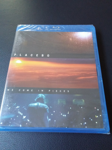 placebo we come in pieces - blu-ray