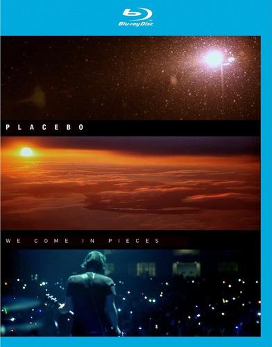 placebo : we come in pieces blu ray novo e lacrado