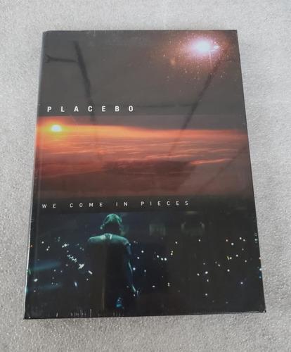 placebo we come in pieces digibook [2dvd] importado lacrado