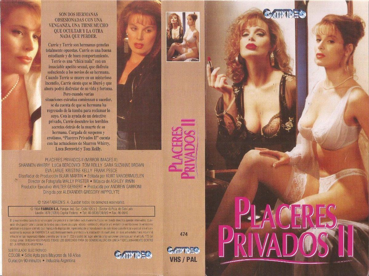 Placeres Privados Ii Vhs Mirror Images Ii Erotico 190 00 En