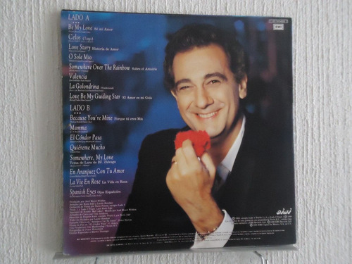 placido domingo - be my love...an album of love