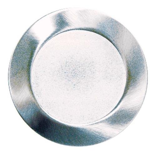 plafom de embutir ø123mm x h regulável-1 luz e27