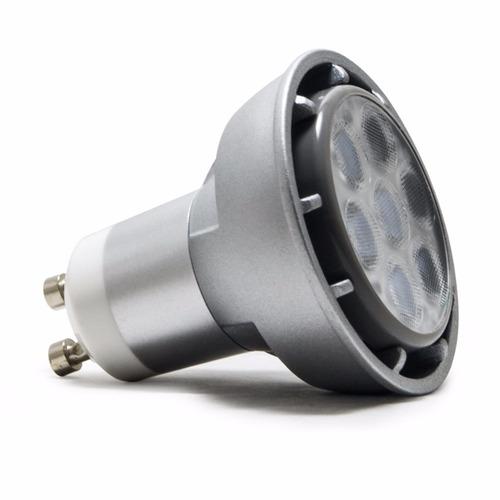 plafon 3 luces en blanco o negro para dicro led 220v 7w