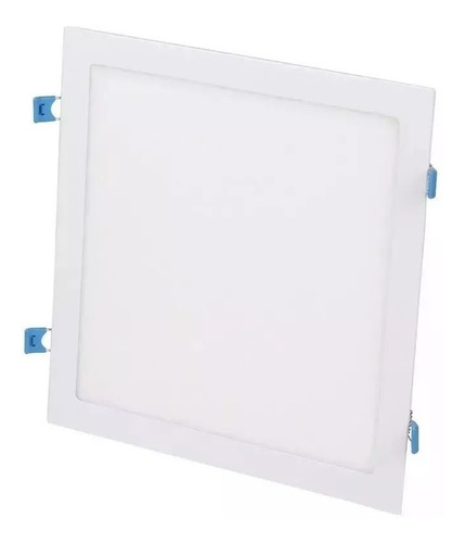 plafon embutir quadrado led 25w painel bivolt 30x30 oferta