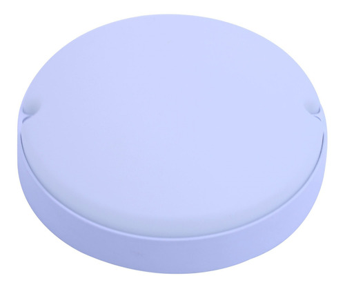 plafon led para exterior 24 w foco luz calida - el regalón