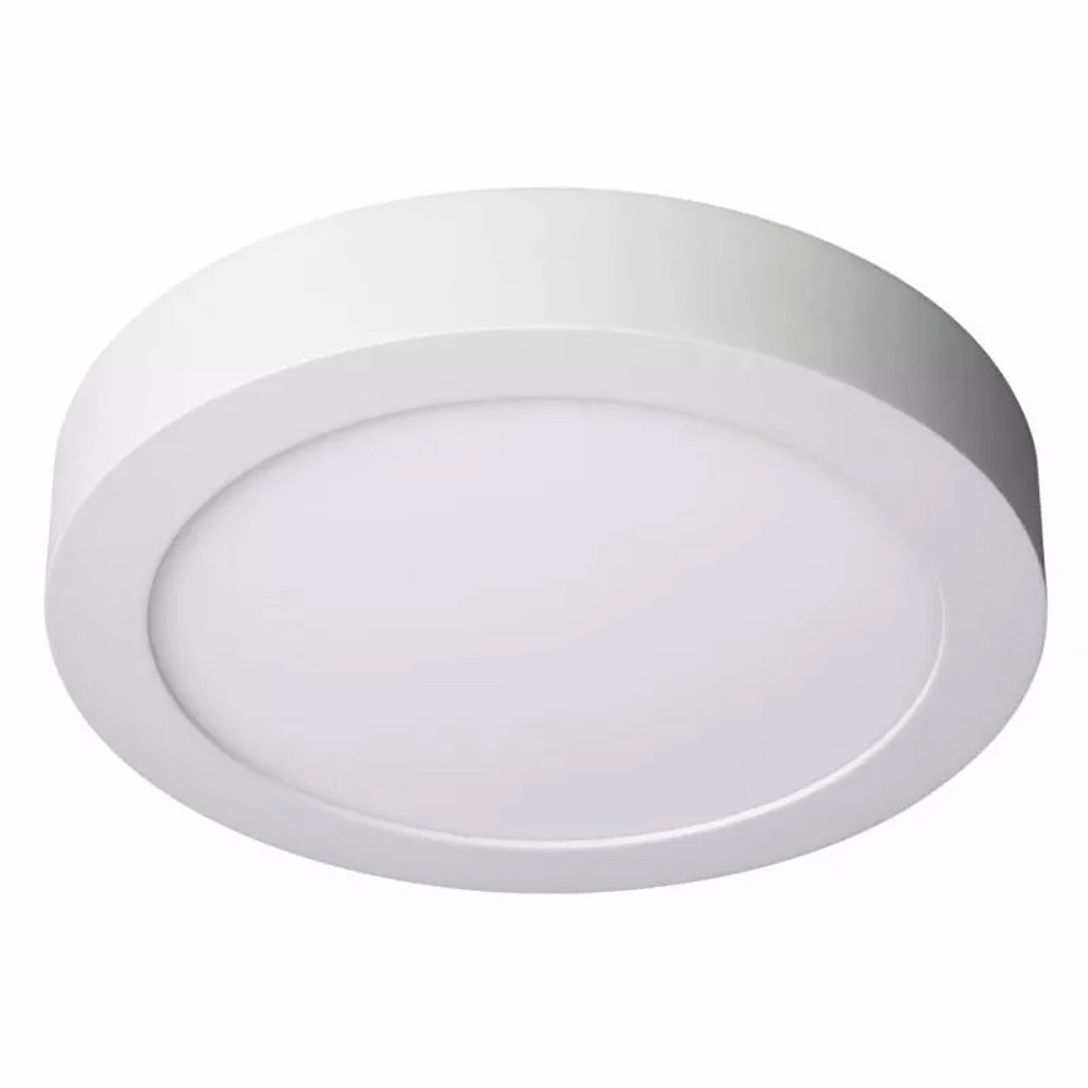 Plafon Led Techo Redondo Panel 18w Spot Blanco 220v - $ 205,00 en ...