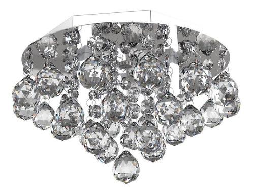 plafon lustre de cristal 23cm ático hall lavabo quarto 957