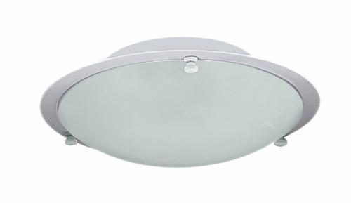 plafon para cozinha sobrepor saturno p/ 2 lâmpadas - 30cm