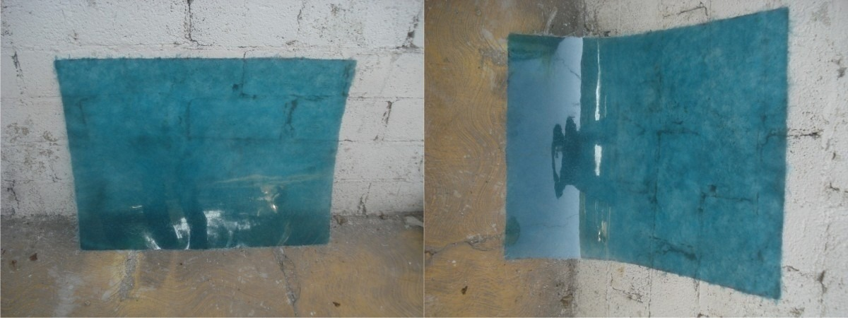 plafon techo y pared falsa decoracion laminas d fibra vidrio