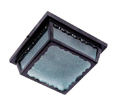 plafon teto e parede cristal preto sobrepor alumínio e vidro