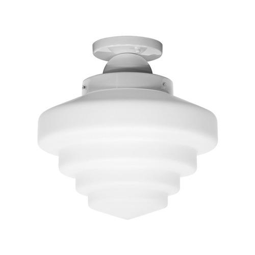 plafon vidro leitoso redondo luminária lustre t933-30p gda