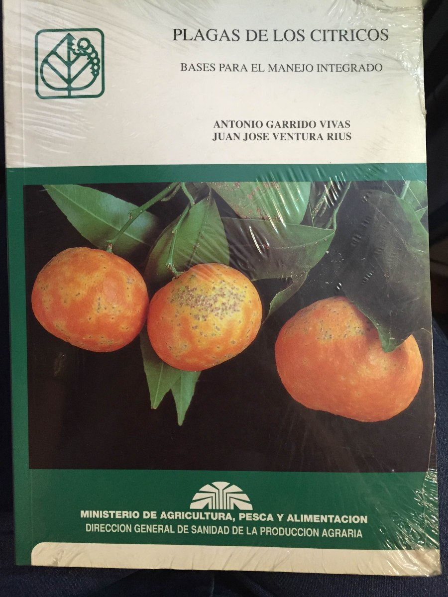 Plagas De Los Cítricos. Garrido Vivas. Ventura. Plantas - $ 229,00 ...