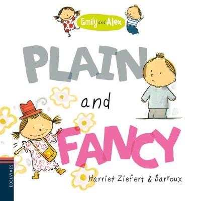 plain and fancy(libro infantil y juvenil)
