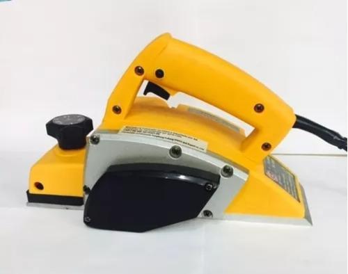 plaina elétrica industrial 750w 82mm (3-1/4) 110v +1 brinde