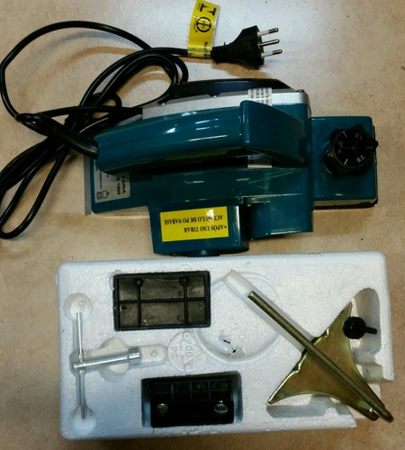 plaina elétrica industrial 750w 82mm  (3-1/4) similar bosch