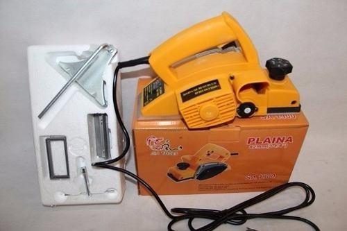 plaina elétrica industrial sa 1900 750w 110v 82mm --3-1/4