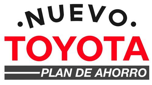plan ahorro toyota etios x 5 puertas 1,5