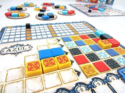 plan b games azul juego de mesa